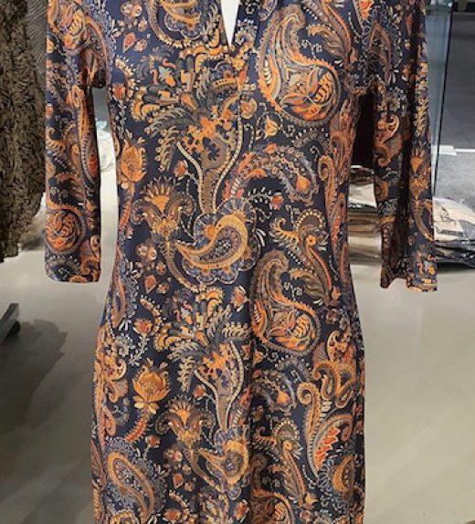 Angelle Milan print jurk