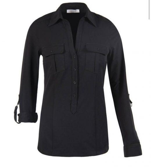 TQ Amsterdam travel blouse