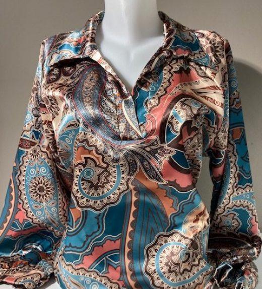 Solar blouse