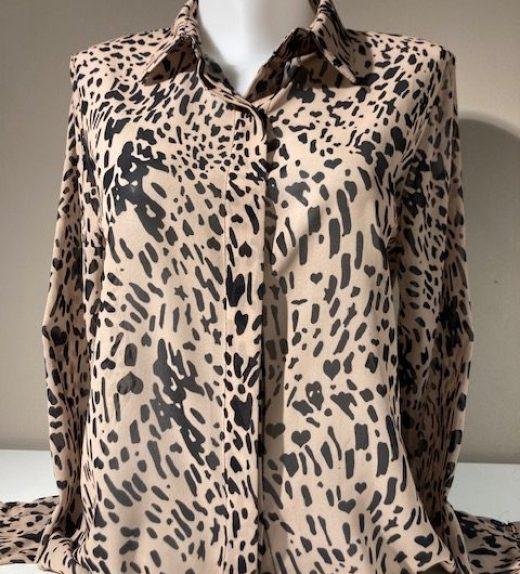 Perla nera blouse