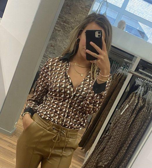 Savinni Italy sensi wear blouse