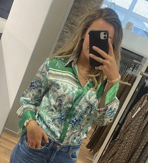 Just dai blouse