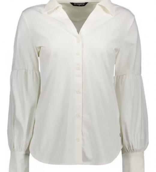 My pashion bally blouse