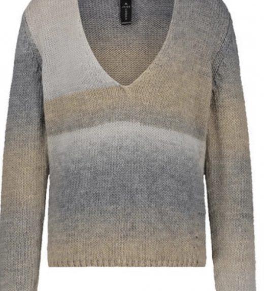 Jane Lushka pullover knmiro