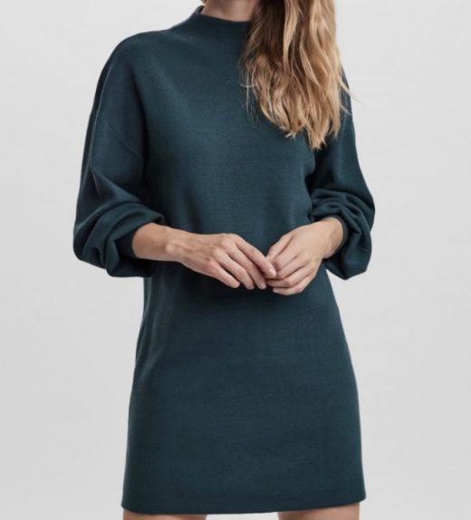 Vero moda nancy funnelneck dress
